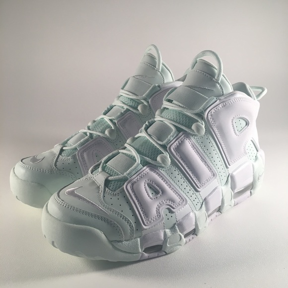 c475e542e6fc ... cheap womens nike air more uptempo barely green 10.5 6d95b eba3b